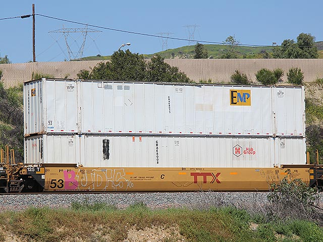 53-foot Domestic Container Photo Gallery