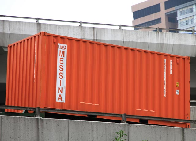 20foot dry van container photo gallery